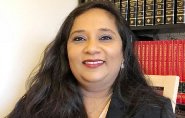 Indian-Origin Woman Bharulata Patel Kamble