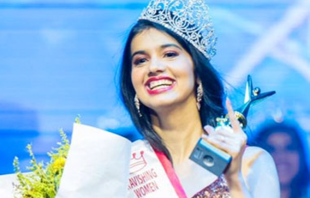 Kadambari Chheda-Donvalkar Crowned Mrs India USA Oregon 2019