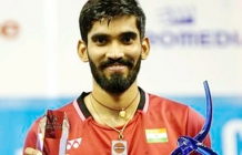 Kidambi Srikanth Wins French Open Super Series Title