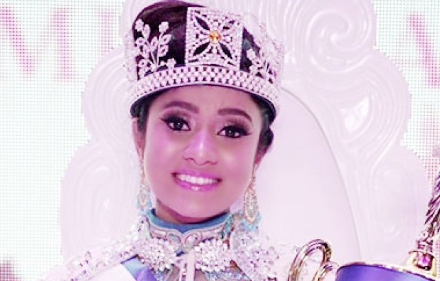 Indian Girl Sushmita Singh Wins Miss Teen World 2019
