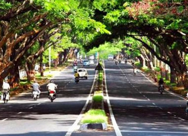 Top 10 Greenest Cities of India