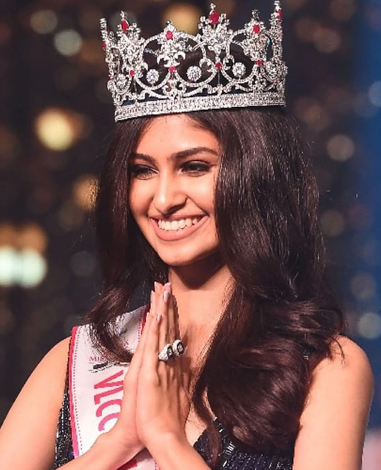 India's Newest Sweetheart: VLCC Femina Miss India World 2020 Manasa Varanasi