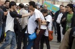 Families of flight MH370 passengers protest against Malaysia