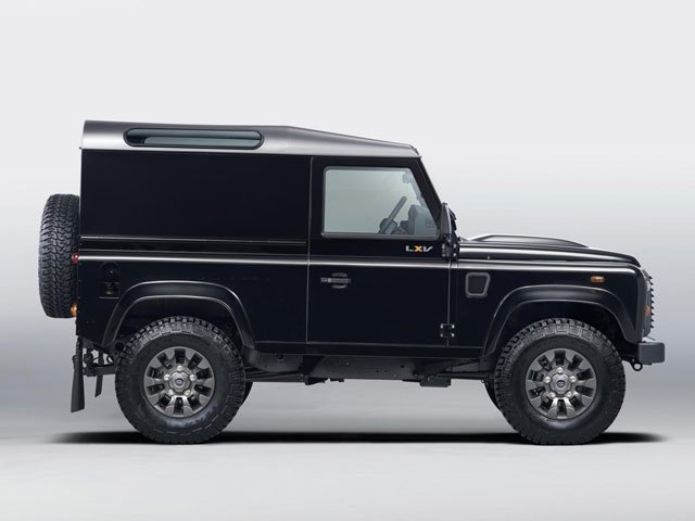 Land Rover Defender LXV  In Pictures!