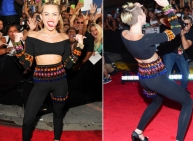 Celebs who wowed at the VMA red carpet ?