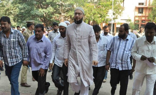 Asaduddin Owaisi sent to jail