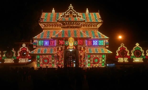 Thrissur Pooram Mother of Kerala festivals