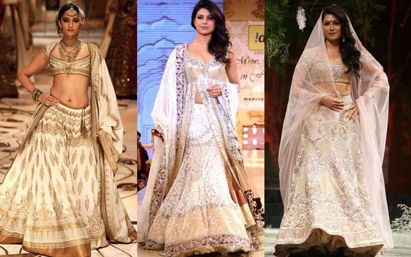 Lehengas: The Ultimate Wedding Dress For Indian Brides