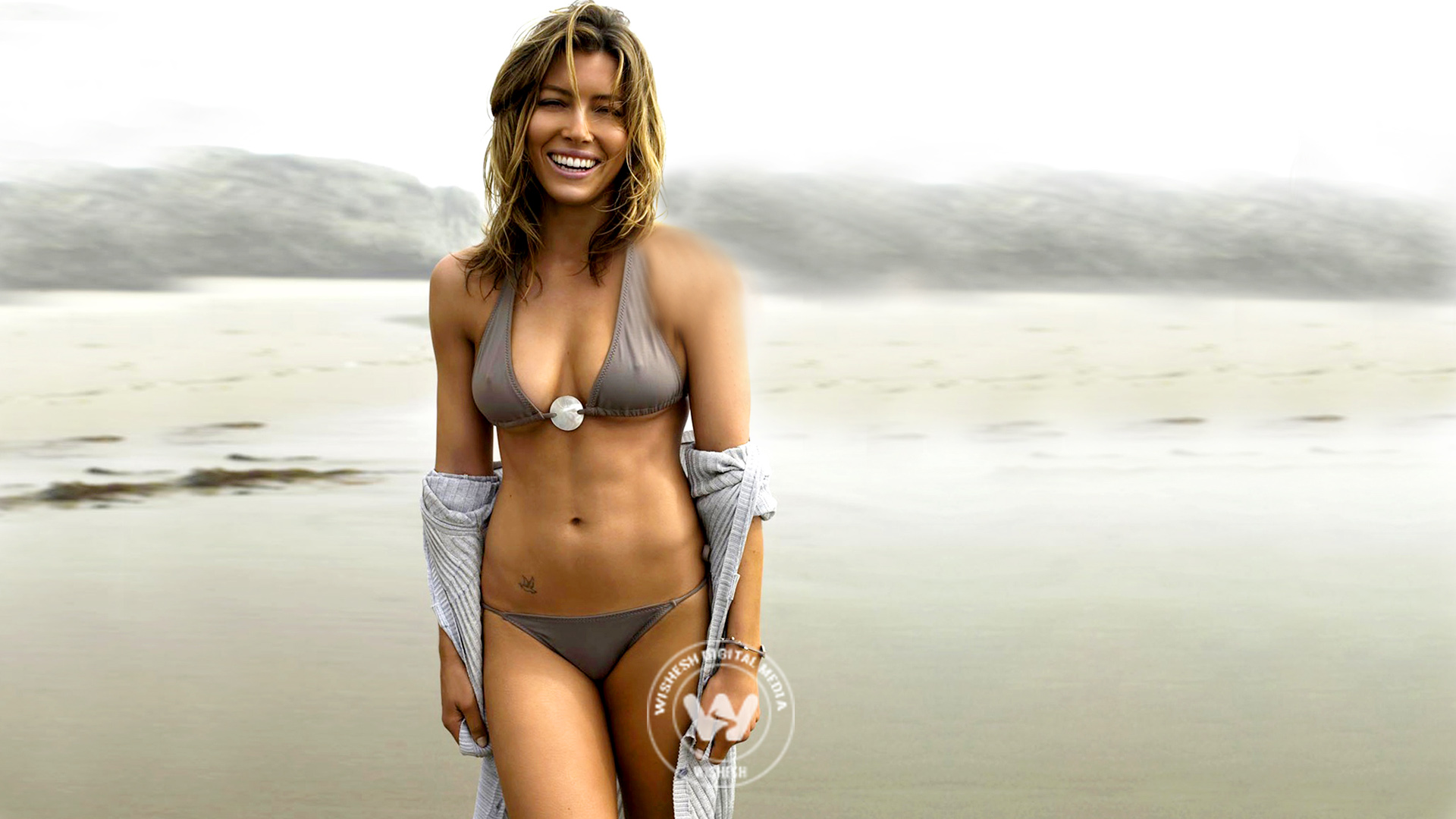 Jessica Biel Spicy Wallpapers | Photo 4 of 12 Jessica Biel