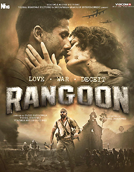 Rangoon Movie Review