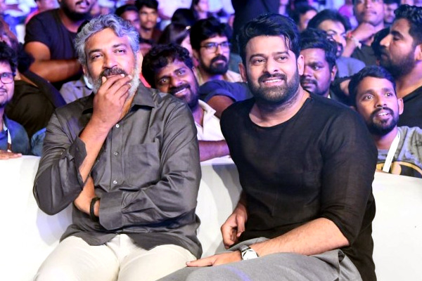 Saaho Pre Release Event Stills