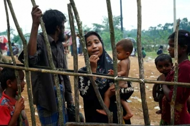 UN Urges Indian Not to Deport 7 Rohingya Refugees