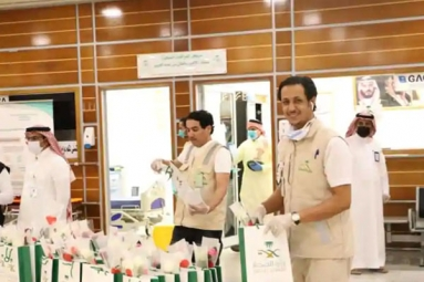 Coronavirus Fight: 835 Health Care Professionals Allowed To Visit Saudi Arabia