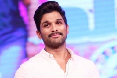 Allu Arjun Turns Icon
