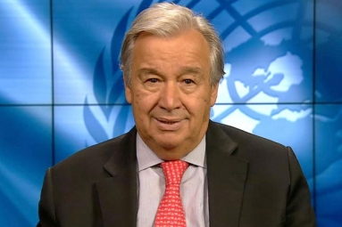 Portuguese ex-PM to be named new UN Secretary General!