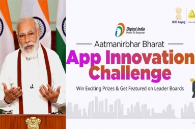 Prime Minister Modi announces App innovation Challenge to improve the Indian App system: