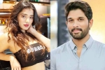 Haarika and Hassine Creations, Trivikram, ketika sharma locked to romance allu arjun, Na peru surya
