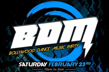 BDM - A Bollywood Dance Music Party