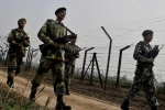 BSF gunned down Terrorist near LOC