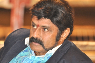 Balakrishna turns Gangster