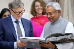 "Bill Gates Positive Outlook On India's ""Very Rapid"" Economic Growth"