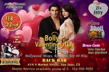 Bolly Valentines Party