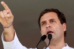 Congress Prez Rahul Gandhi Likely To Contest From Kerala