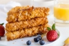 Cornflakes french toast recipe
