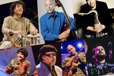 Crosscurrents: Zakir Hussain and Dave Holland