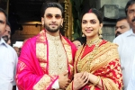 Deepika Padukone refurbishes her wedding lehenga for her anniversary