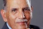 Faqir Chand Kohli, Indian IT industry Pioneer and TCS founding Chief Executive Passes Away
