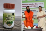 Ayurveda Coronil, Government and Patanjali, govt bans all advertisement on patanjali s covid drug ramdev says it s just a communication gap, Clinical trials