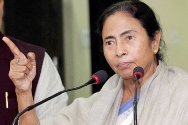 'I will throw Modi out of Indian politics' - Mamatha Banerjee