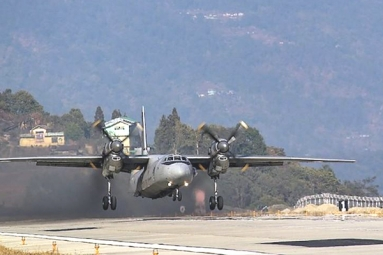 Wreckage of IAF's Missing AN-32 Plane Found