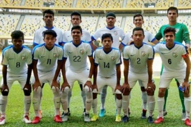 India U-16 Football Team to Play Japan, Iraq in Jordan