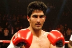 Vijender Singh first pro fight in USA, Indian boxing ace Vijender Singh, indian boxing ace vijender singh looks forward to his first pro fight in usa, Ghana