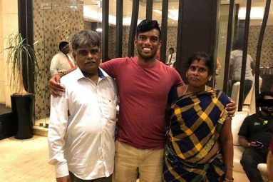 Indian Couple Reunites with Son, Who Was Kidnapped in 1999, Adopted in U.S.
