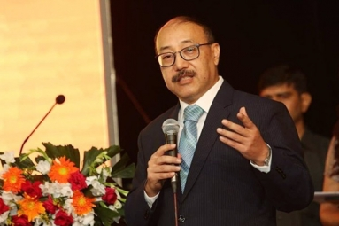 Indian Diplomat Harsh Shringla Lauds India Caucus for Boosting Indian-American Ties
