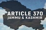 "J&K ""internal matter"" of India- agreed by several countries"