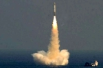 India Successfully Test-fires Nuclear-capable K-4 Ballistic Missile on Friday