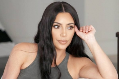 Kim Kardashian West Wears an Indian Accessory for Sunday Service, Gets Accused of Cultural Appropriation