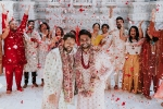 Indian american gay couple, Indian american gay couple, indian american gay couple ties the knot at baps mandir in new jersey, Choreographer