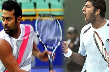 Leander Paes to Partner Rohan Bopanna at 2016 Rio Olympics!