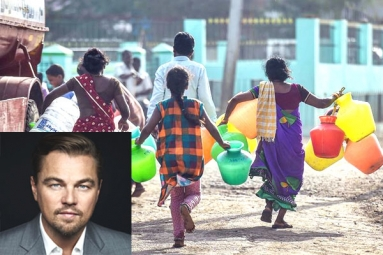 'Only Rain Can Save Chennai': Hollywood Star Leonardo DiCaprio on Ongoing Water Crisis in the City