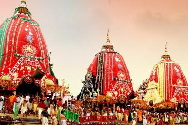 Celebrations begin for Jagannath Puri Rath Yatra 2016!