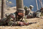 Encounter Breaks out Between Militants and Security Forces in J&K