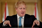 UK Prime Minister Boris Johnson hospitalised for persistent Covid-19 symptoms