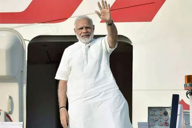 PM Modi Spent Rs. 355 Crore on 41 Trips to 52 Countries in 4 Years: RTI