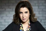 'My Father Died Penniless': Filmmaker Farah Khan