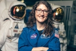 NASA Astronaut To Break The Record Of Longest Spaceflight By A Woman